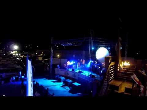 Pink Floyd Tribute Band, Elba, August 2012