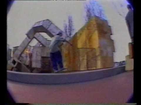 High 5 - Early 90s skateboarding - San Francisco, Embarcadero, Studio 43, Noah Peacock