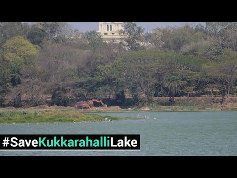 Save Kukkarahalli Lake - Star of Mysore