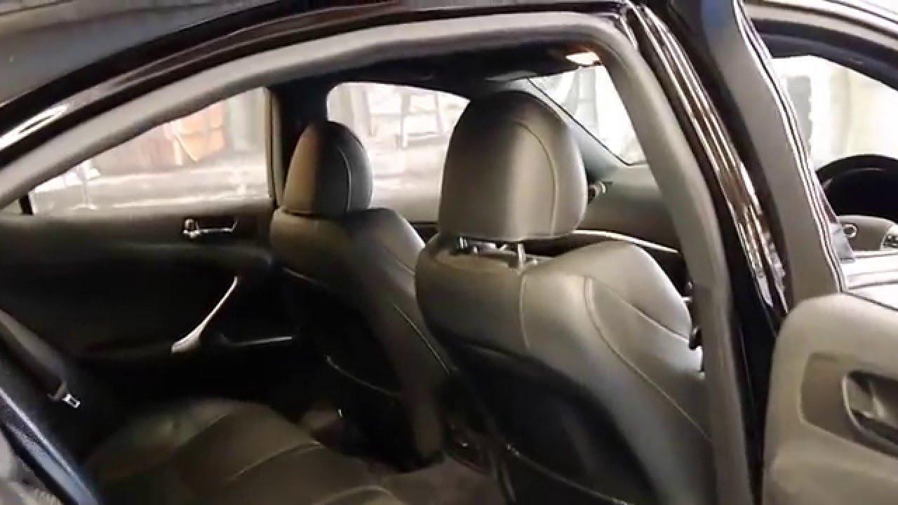 2011 Lexus IS350 F Sport - YouTube