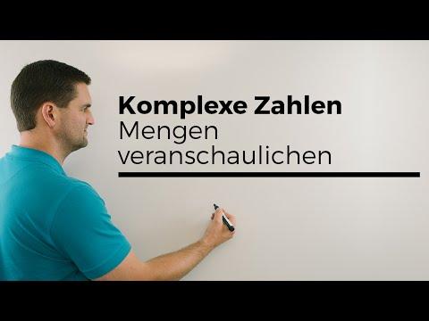 Komplexe Zahlen, Mengen veranschaulichen | Mathe by Daniel Jung from YouTube · Duration:  3 minutes 22 seconds