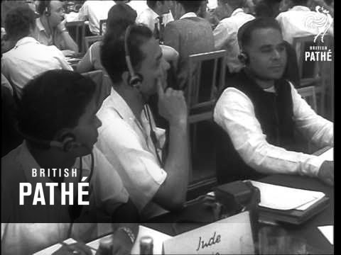 World Federation Of Democratic Youth Congress (1957)