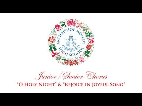 Archbishop Molloy High School - Junior/Senior Chorus (12/18/19)