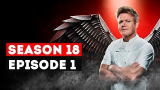 Hell's Kitchen US S18E01 - Rookies vs. Veterans