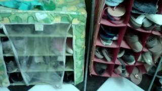 تنظيم وتنظيف الجزامة القماش العملية جدا لكل بيت