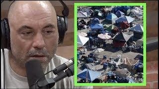 Joe Rogan | LA Has a Homeless Epidemic