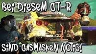 Pauls GT-R auf dem Prüfstand - Wir brauchen Gasmasken! - Materialmord Racing R35 | Philipp Kaess |