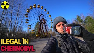 AM INTRAT IN CHERNOBYL CU O STICLA DE VODCA ...WHAT COULD GO WRONG?