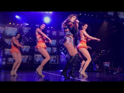 JLo - Respect / Ain't Your Mama (1080p) - All I Have - 02/14/17