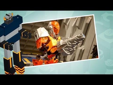 Hero Factory - LEGO Club TV - Music Video