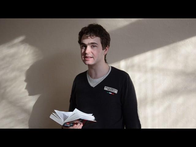 Изображение предпросмотра прочтения – СемёнВалюк читает произведение «А всё-таки» В.В.Маяковского