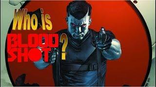 History of Bloodshot!
