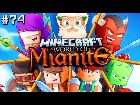 Minecraft Mianite: IANITE'S CRAZY ARROWS (S2 Ep. 74)