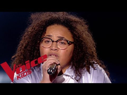 Stromae - Papaoutai | Madison | The Voice Kids France 2018 | Demi-finale