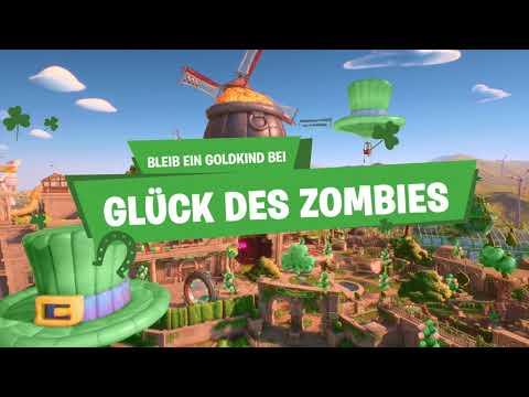 Plants vs. Zombies: Schlacht um Neighborville -Trailer zu den Festival-Inhalten und dem Zauberer