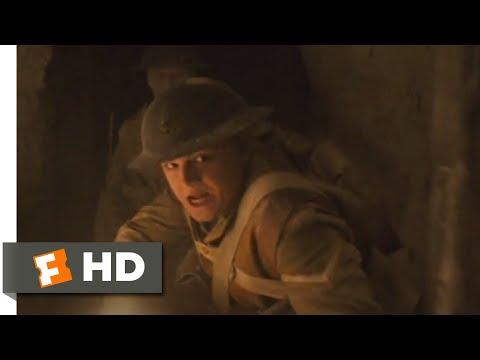 1917 (2019) - Tripwire Cave-in Scene (1/10) | Movieclips