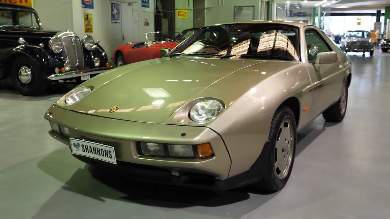 1985 Porsche 928S Coupe - 2020 Shannons Winter Timed Online Auction