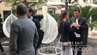 La terrasse Des Jardins du Marais, un cocon zen au coeur de paris en 74 secondes !