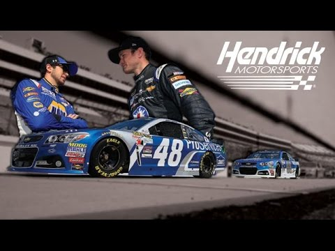 Hendrick Motorsports 2016 Team Preview