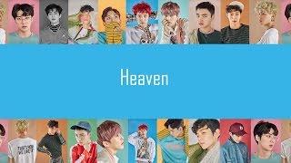 EXO - Heaven (EASY Lyrics)