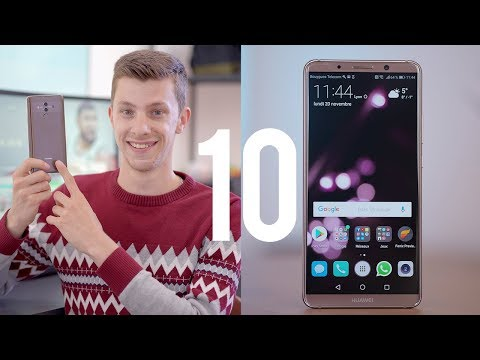Huawei Mate 10 Pro : TEST COMPLET et AVIS PERSONNEL