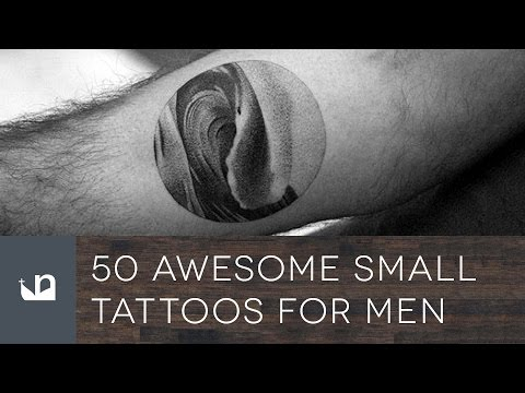 50 Awesome Small Tattoos For Men