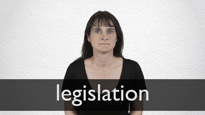 how do you pronounce diet legislation