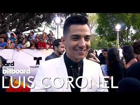 Luis Coronel   Billboard Latin Music Awards 2016 Red Carpet