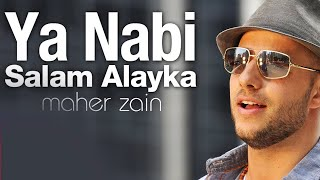 Maher Zain - Ya Nabi Salam Alayka (Arabic) | ماهر زين - يا نبي سلام عليك