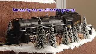 Believe (The Polar Express) - Josh Groban with Lyrics