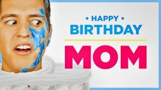 BIRTHDAY SONG FOR MOM | Landon Stahmer