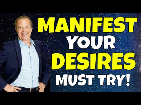 Dr. Joe Dispenza: Top 3 Ways To Manifest Your Desires (Law of Attraction)