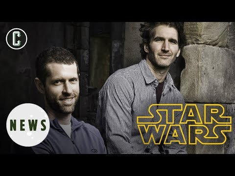 Game of Thrones Showrunners Creating New Series of Star Wars Films
