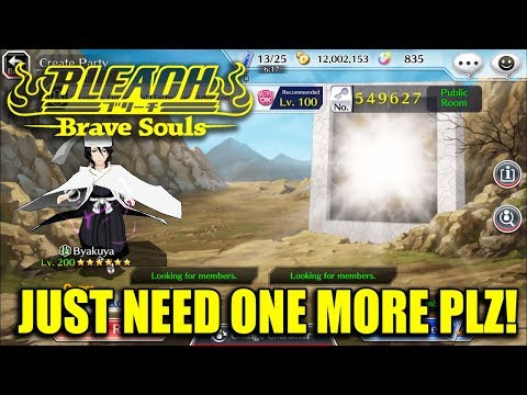 Bleach Brave Souls (Discussion): Too many empty rooms in patch 5.4!