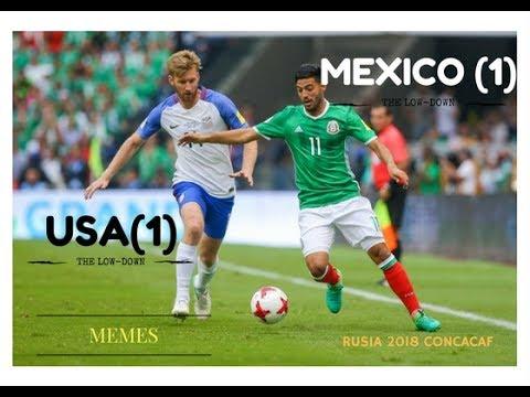 US earns rare tie vs. Mexico in World Cup qualifier at Estadio Azteca
