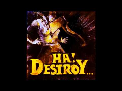 Nameless Creations - Ha! Destroy​.​.​.   (Full EP)