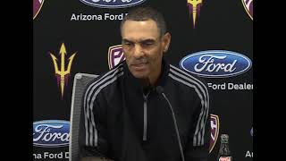 ASU coach Herm Edwards on what going to a bowl would mean for the team