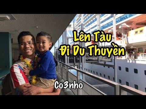 Đi Du Thuyền - Du Lịch Mùa Hè - Cuộc Sống Ở Mỹ - Co3nho 246