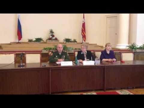 Главный военный комиссар Смоленской области Владимир Рыкалов
