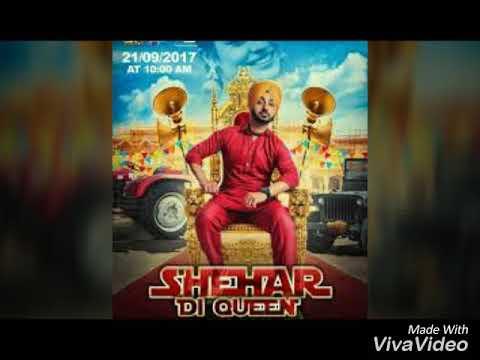 Shehar di queen jassi sohal (full hd video)