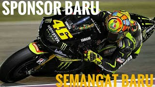 Download Video Valentino Rossi || Dapat Sponsor Utama Baru di MotoGP 2019 MP3 3GP MP4