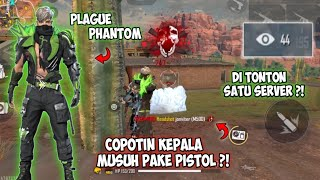 COBAIN BUNDLE PLAGUE PHANTOM !! COPOTIN KEPALA MUSUH PAKE PISTOL M500 !!