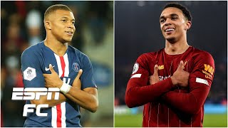 Would PSG star Kylian Mbappe be a good fit with Liverpool in the Premier League? | Transfer Rater
