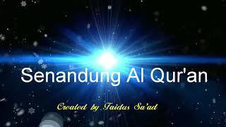 Gambar cover Senandung Al Qur'an sangat merdu