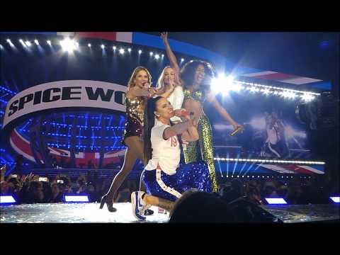 Spice Girls - Wannabe (Live in London - 14/06/2019) letöltés