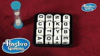 Gry Hasbro Polska - Jak grać w Boggle