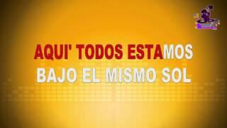 Download Alvaro Soler - El mismo sol - karaoke Mp3 and Videos