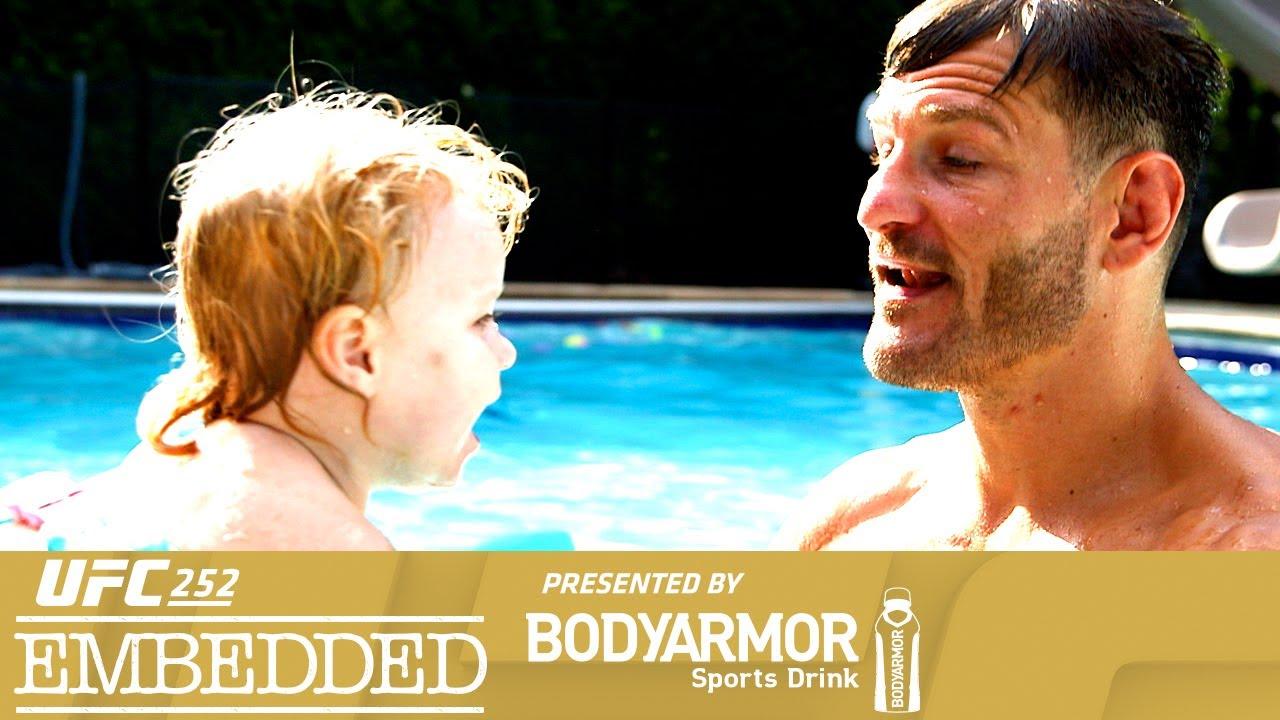 UFC 252 Embedded: Vlog Series - Episode 2