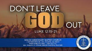 Sunday Sermon 9.6