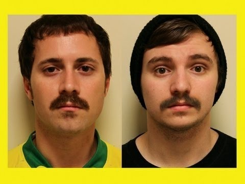Moustache Growth Time Lapse 61 days in 40 seconds